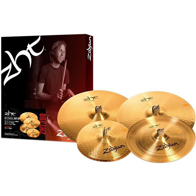 ZildjianZHT 390 Cymbal Pack