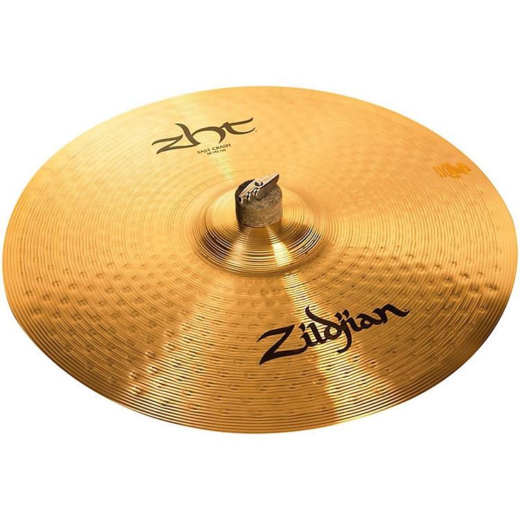 ZildjianZHT Fast Crash Cymbal