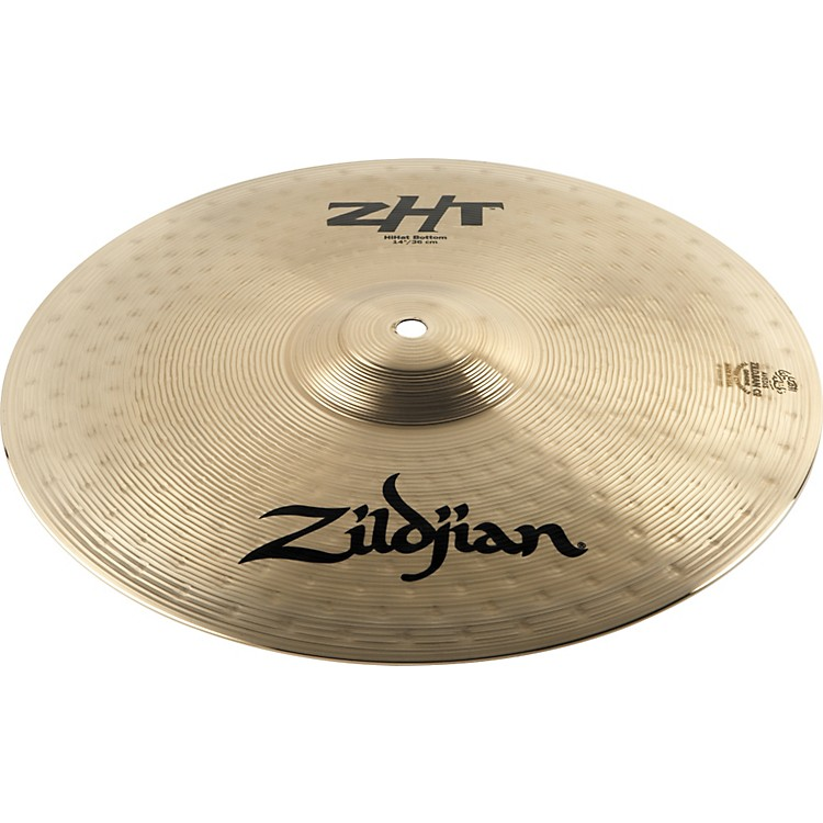 Zildjian ZHT Hi-Hat Bottom Cymbal  13 Inches