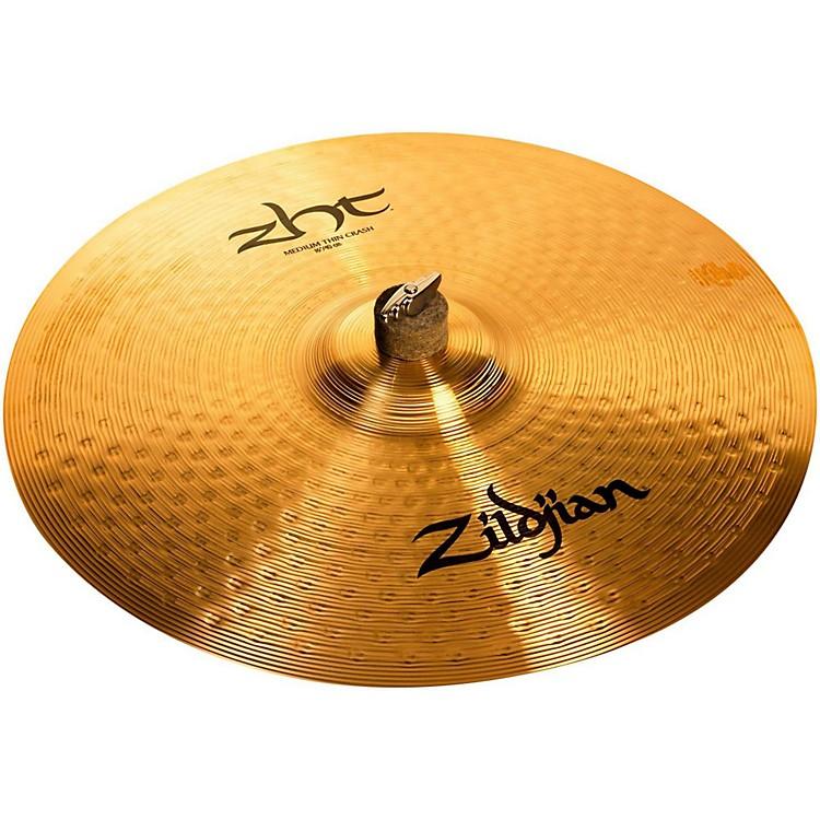 ZildjianZHT Medium Thin Crash Cymbal16 in.