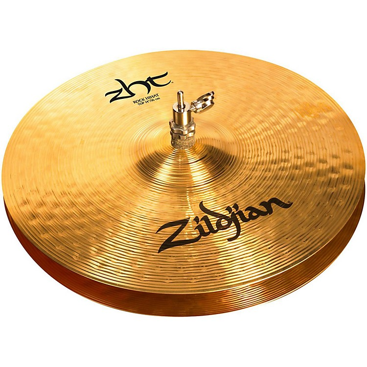Zildjian ZHT Rock Hi-Hats Pair  14 in.