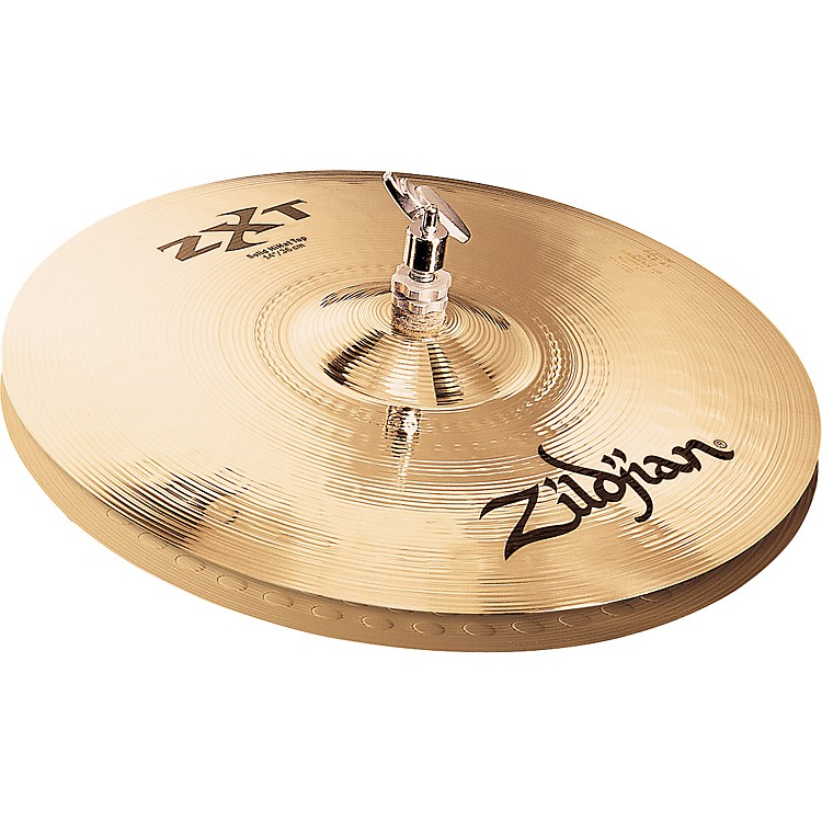ZildjianZXT Solid Hi-Hat Cymbal (Pair)