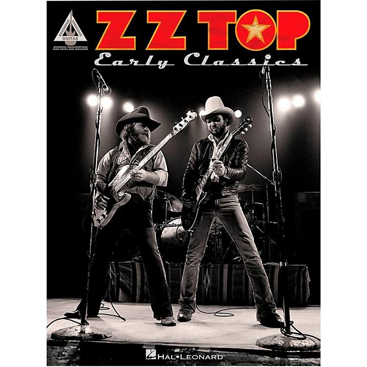 Hal LeonardZZ Top Early Classics Guitar Tab Songbook