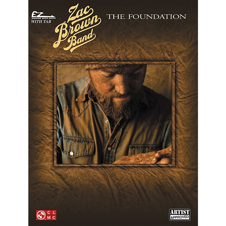 Cherry LaneZac Brown Band-The Foundation Easy Guitar Tab