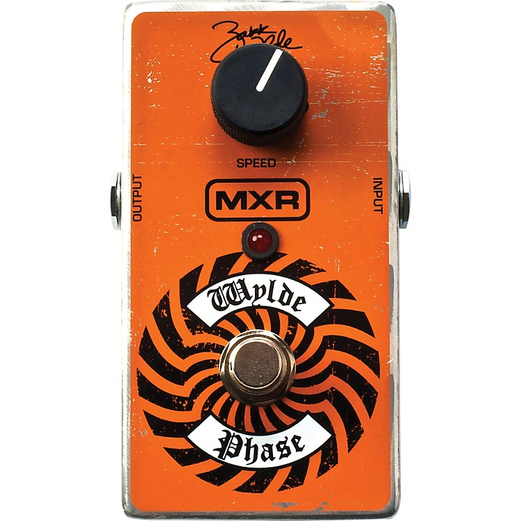 MXR Zakk Wylde Phase Guitar Effects Pedal