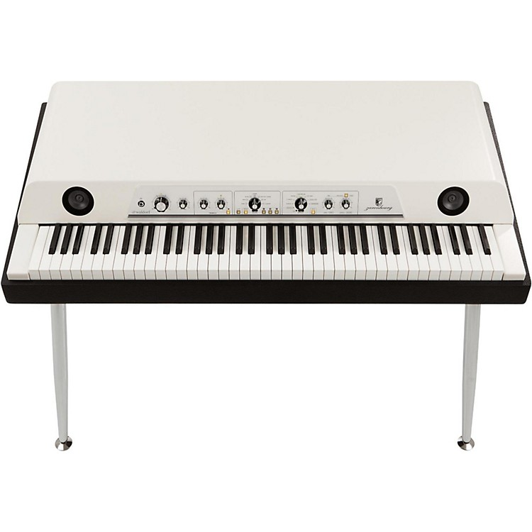 Waldorf Zarenbourg Electric Piano White
