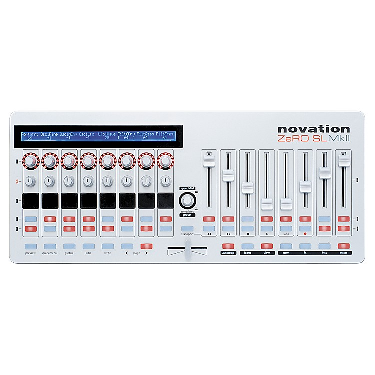 Novation ZeRO SL MkII Keyboard Controller