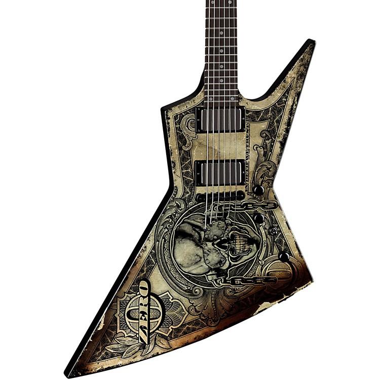 DeanZero Dave Mustaine
