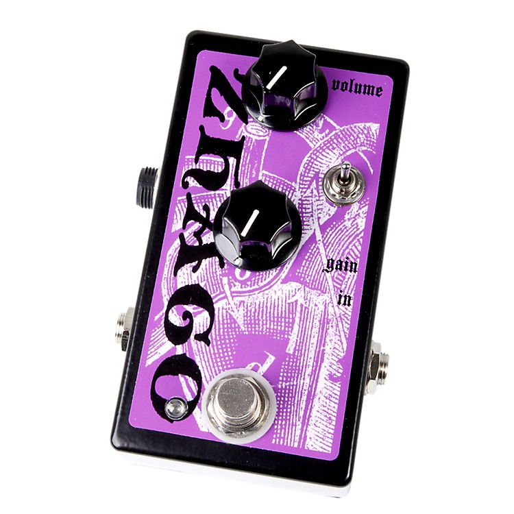 Dwarfcraft Zhago Distortion Guitar Effects Pedal