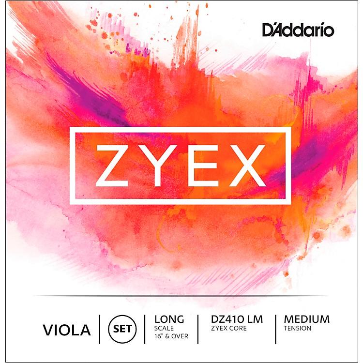 D'AddarioZyex Series Viola String Set