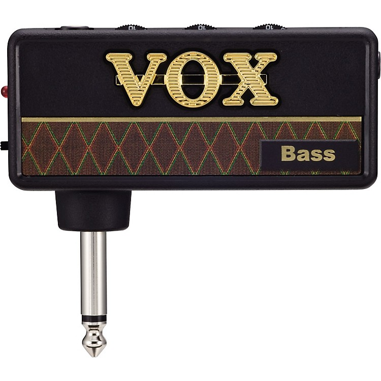 Vox amPlug Bass Headphone Amp