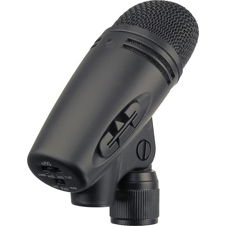 CADe60 Cardioid Condenser MicrophoneBlack