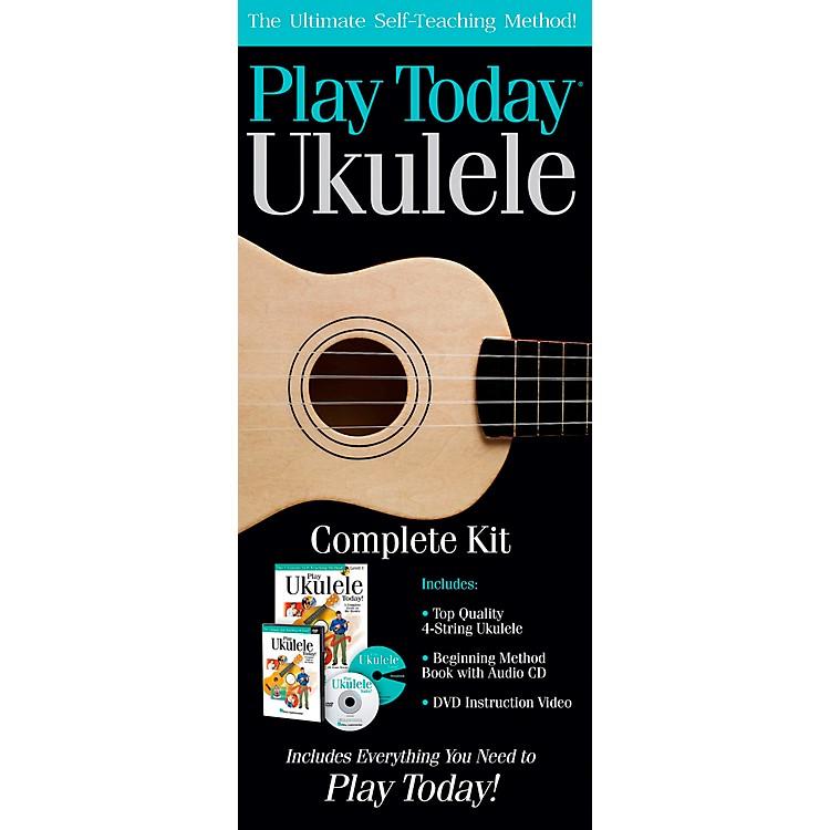 Hal Leonard&nbsp;<em>Play Ukulele Today!</em> Ukulele Starter Pack&nbsp;&nbsp;