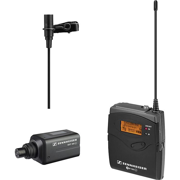 Sennheiserew 100 ENG Plug-On Wireless SystemBand A (516-558 MHz)
