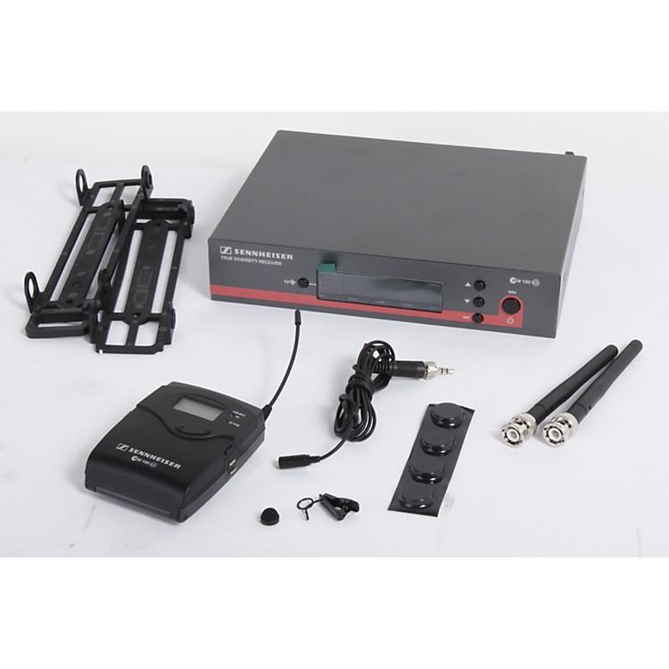 Sennheiserew 110 G3 Omni-Directional Lavalier SystemBand B2886830571640