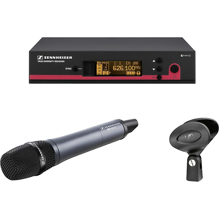 Sennheiserew 115 G3 LE Wireless Microphone SystemCH B2