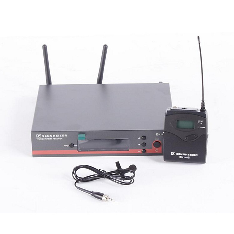 Sennheiser ew 152 G3 Wireless Headset Microphone System CH A 886830932267