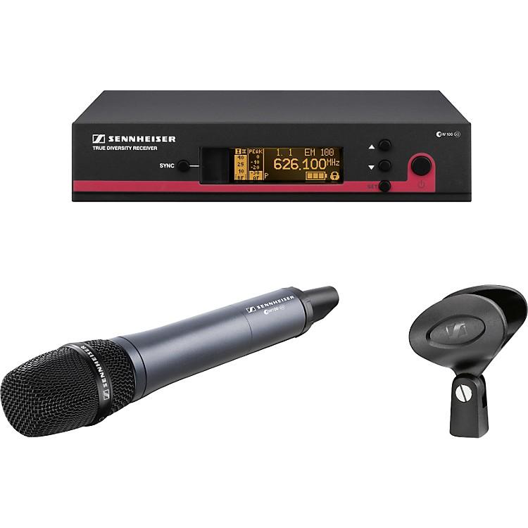 Sennheiserew 165 G3 Condenser Microphone Wireless SystemBand B