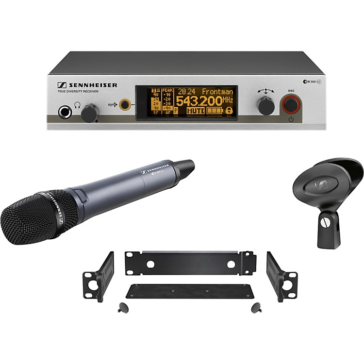 Sennheiser ew 335 G3 Cardioid Microphone Wireless System Band A
