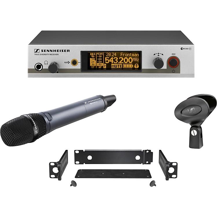 Sennheiserew 365 G3 Condenser Microphone Wireless SystemBand B