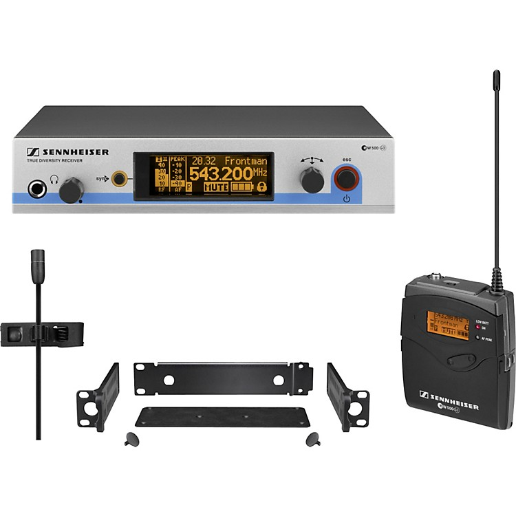 Sennheiserew 512 G3 Pro Lavalier Wireless SystemCH A