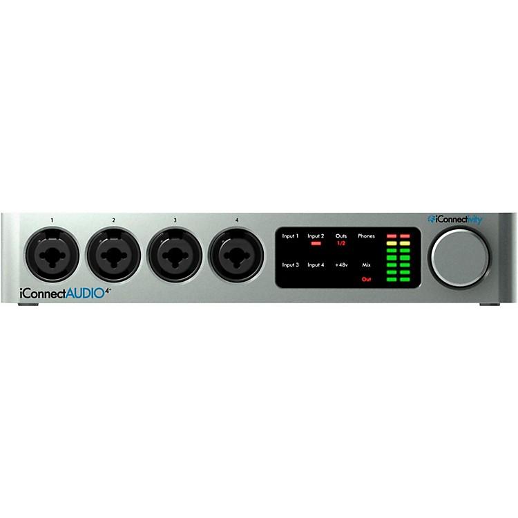 iConnectivityiConnectAUDIO4+ Audio/MIDI Interface for iOS/Mac/PC