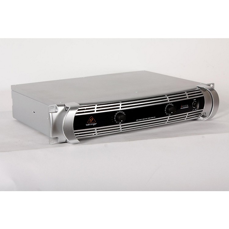 BehringeriNUKE NU6000 Power Amp888365910697