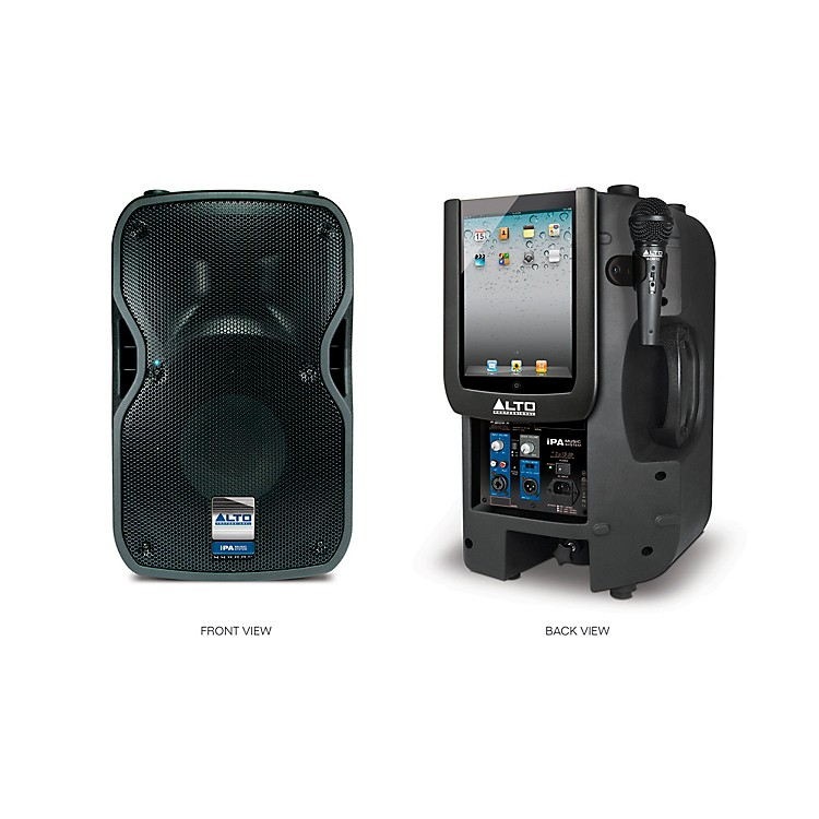 AltoiPA Portable Music System for iPad