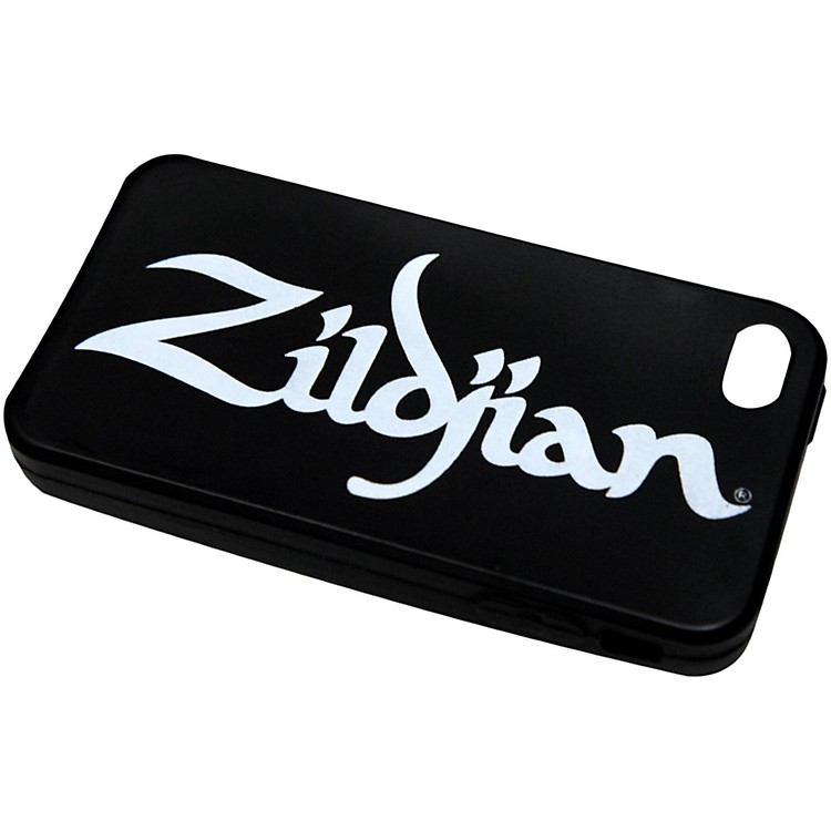 Zildjian iPhone Case Black 4 or 4S