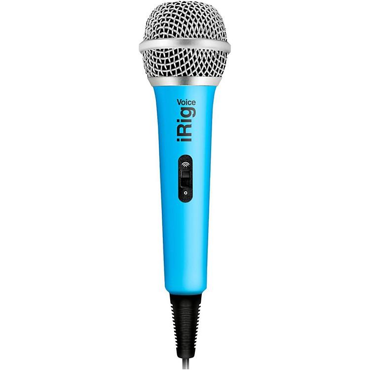 IK MultimediaiRig VoiceBlue