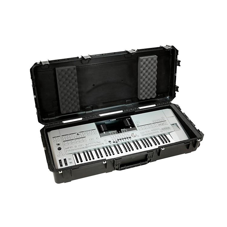 SKBiSeries Watertight 61 Note Keyboard Case w/Wheels