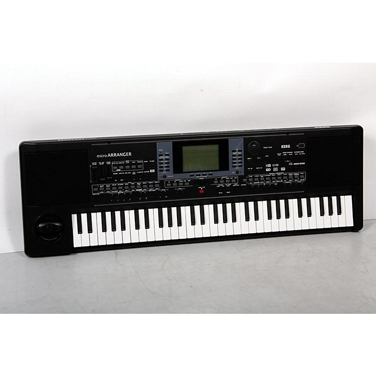 Korg microARRANGER Keyboard Regular 888365831275