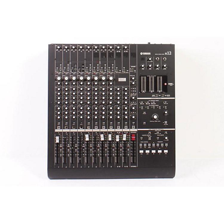 Yamahan12 Firewire Digital Mixing Studio886830277504