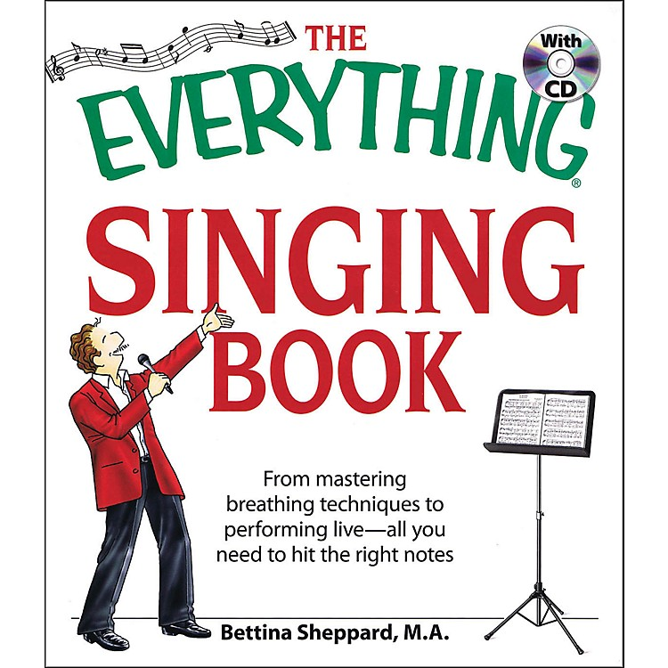 Hal Leonard the Everything Series - Singing Book