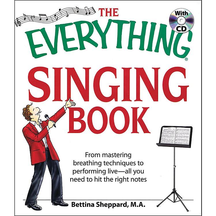 Hal Leonardthe Everything Series - Singing Book