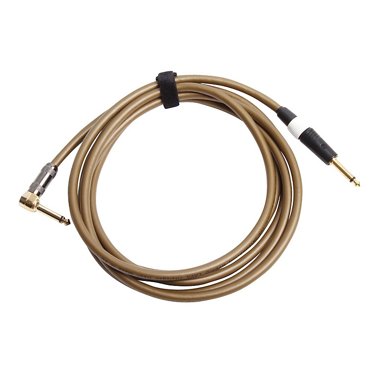 Lava van den Hul Hybrid Instrument Cable Straight to Right Angle 10 ft.
