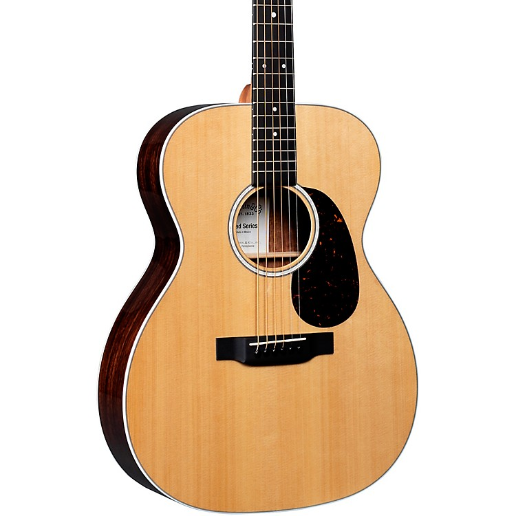 Martin 000-13E Road Series Auditorium Acoustic-Electric Guitar Natural