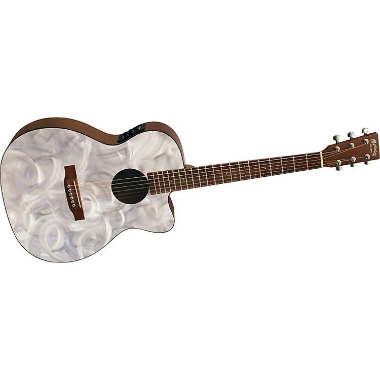Martin000CE Al Cherry Acoustic-Electric Guitar