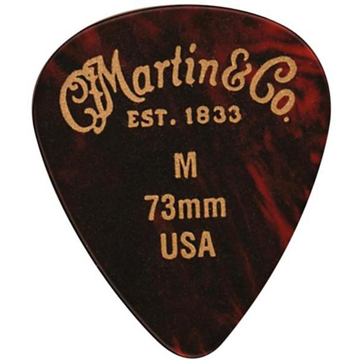 Martin#1 Guitar Pick PackMedium1 Dozen