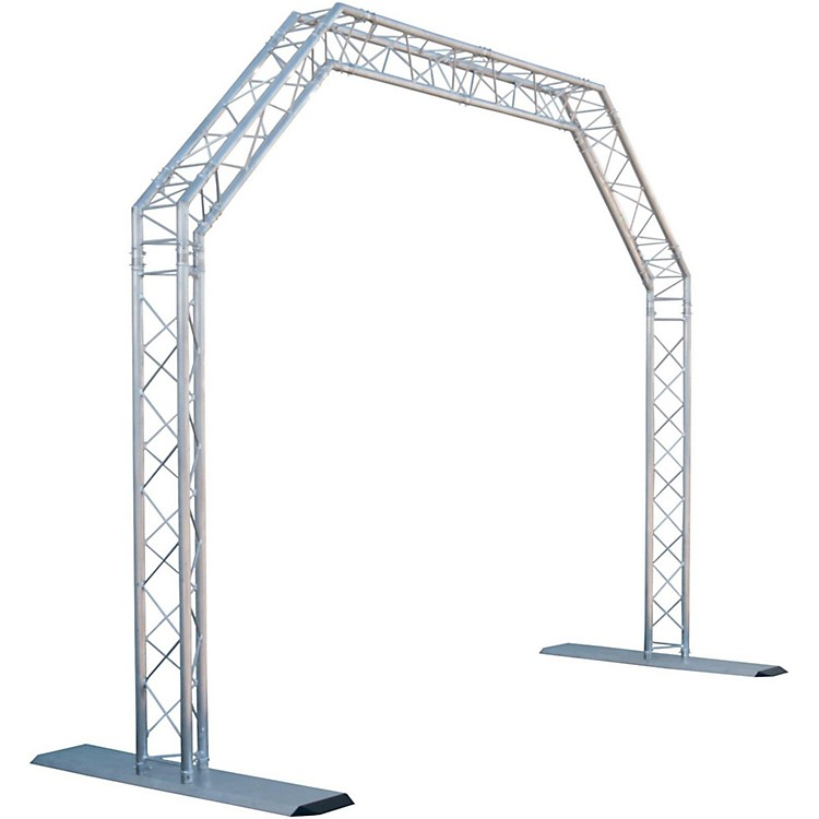 GLOBAL TRUSS10 x 8 ft. Mobile Arch Goal Post Truss System