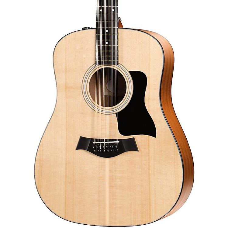 Taylor100 Series 150e Dreadnought 12-String Acoustic-Electric GuitarNatural