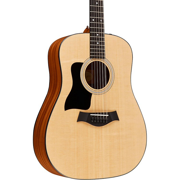 taylor 100 series 150e lh left handed 12 string dreadnought acoustic electric guitar music123. Black Bedroom Furniture Sets. Home Design Ideas