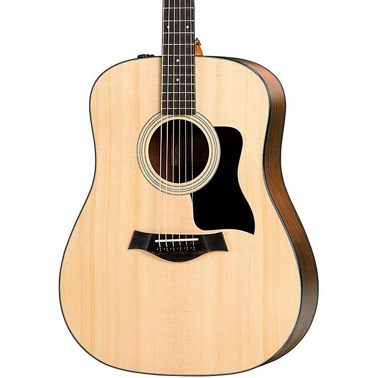 taylor 100 series 2017 110e dreadnought acoustic electric guitar music123. Black Bedroom Furniture Sets. Home Design Ideas