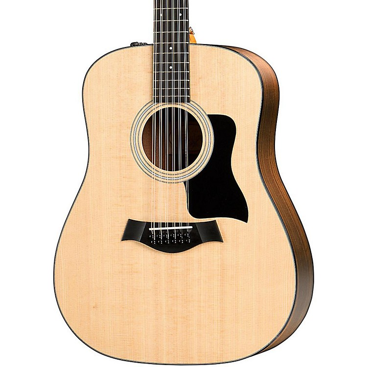 Taylor100 Series 2017 150e Dreadnought 12-String Acoustic-Electric GuitarNatural