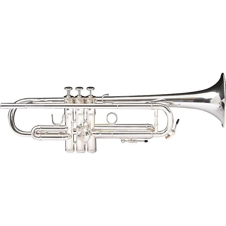 Kanstul1000 Series Bb Trumpet1001-2  Silver .464 Bore