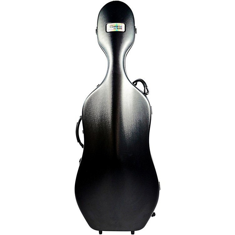 Bam 1001SW Classic Cello Case with Wheels Black