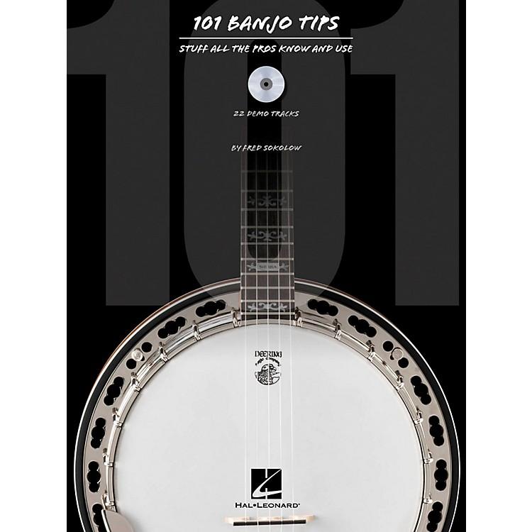 Hal Leonard101 Banjo Tips Book/CD