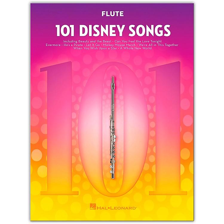 Hal Leonard101 Disney Songs  for Flute