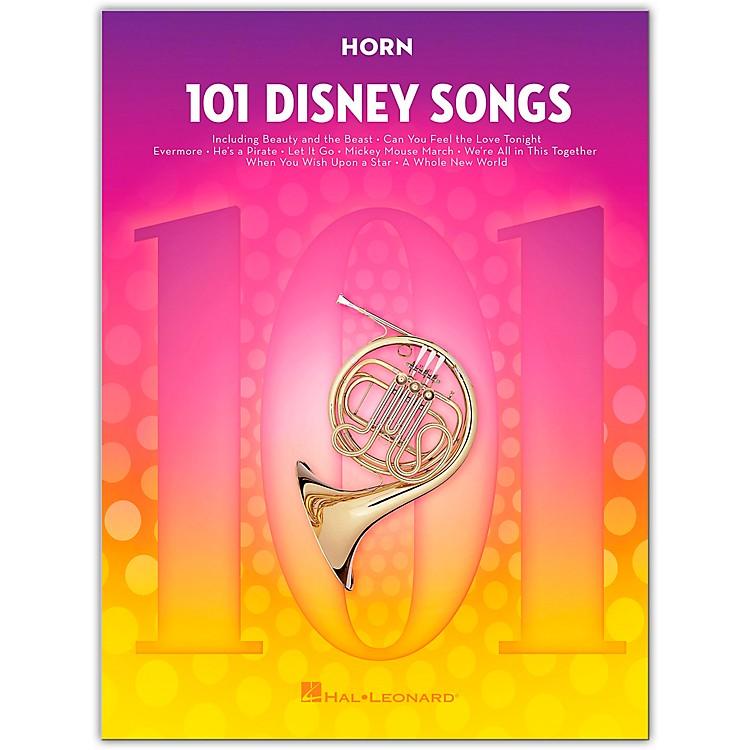 Hal Leonard101 Disney Songs  for Horn