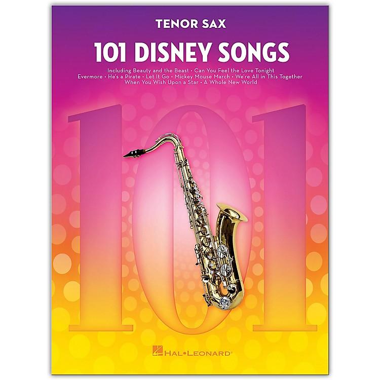 Hal Leonard101 Disney Songs  for Tenor Sax
